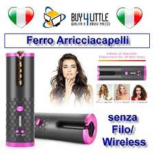 Ferro arricciacapelli per capelli Wireless ricaricabile USB 6 temperature