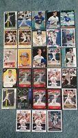 Shawn Green Baseball Card Mixed Lot approx 33 cards