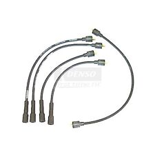 For Volvo 122 142 144 145 1800 544 L4 Inginition Spark Plug Wires Set Denso