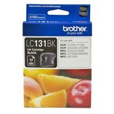 Genuine Brother LC131BK Black Ink Cartridge
