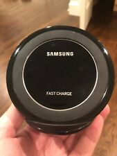 Samsung Fast Charge Qi Wireless Charging Stand Black USED