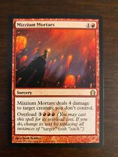 Mizzium Mortars - Return to Ravnica - NM, English MTG Magic FLAT RATE SHIP