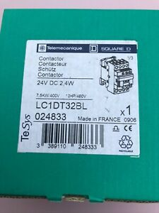 TeSys D LC1DT32BL Contactor