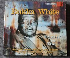Bukka White, fixin to die, CD - Complete Blues