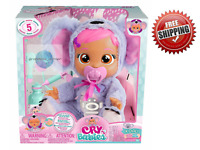 Cry Babies Koali Cries Real Tears Feel Better Doll with Accessories