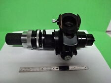 MICROSCOPE PART ZEISS POLMI VERTICAL ILLUMINATOR POLARIZING OPTICS AS IS #AQ-01