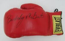 James Buddy McGirt Signed Everlast Boxing Glove JSA R88875