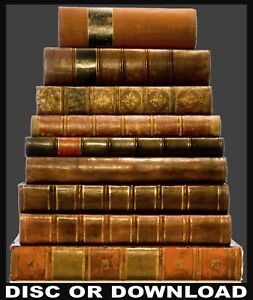 MAKE YOUR OWN PERFUMES, SCENT, COLOGNE 32x Old Recipe Books - Fully Scanned