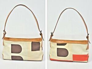 Women's Bally Vintage Small Baguette Shoulder Bag