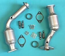 Fits 2005 2006 2007 Ford Freestyle 3.0L D/Side & P/Side Catalytic Converter Set