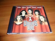 VH1 Divas Live by Various Artists (CD, Oct-1998, Sony Music Distribution) Used