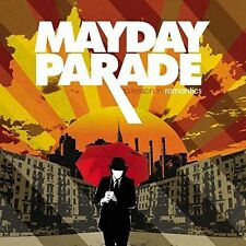 MAYDAY PARADE - A LESSON IN ROMANTICS,ANNIVERSARY EDITION   CD NEW+