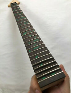 Electric Guitar Neck Replacement 24 Fret Maple Parts for Ibanez style