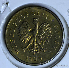 2 grosze 1999 POLOGNE POLSKA POLAND AC95