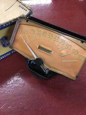 1942 Plymouth Stewart Warner Speedometer Assembly NOS