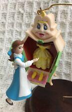 "Enesco Disney's Beauty And The Beast ""Sneaking A Peek"" Ornament #139718"