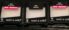 3 Packs WET N WILD Color Icon Glitter Single - Bleached 351c