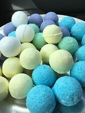 homemade bath bombs to help you relax after a long hard day!