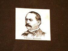 Onorevole Cirillo Monzani Castelnovo ne' Monti, 1823 – Roma, 2 aprile 1889