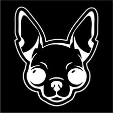 Chihuahua decal sticker