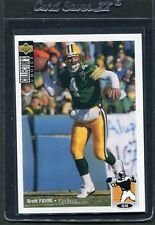 1994 Collectors Choice Brett Favre #309 Mint