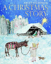 A Christmas Story by Brian Wildsmith (Paperback, 1991)