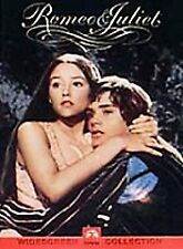 Romeo and Juliet (DVD, 2000, Sensormatic)