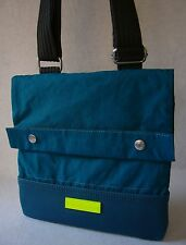 CALVIN KLEIN - CKJ - crossover FLIGHT shoulder messenger bag - Teal - NEW RRP£79