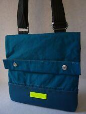 CALVIN KLEIN jeans - CKJ - FLIGHT crossover shoulder bag - Teal - NEW - RRP £79