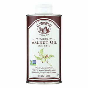 La Tourangelle @ Roasted Walnut Oil @ 16.9fl.oz/500ml - Best Deal