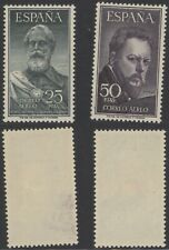 Spain 1953 - Air Mail - MNH Stamps