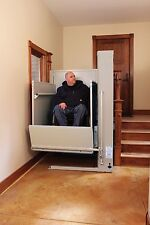 "Used Wheelchair Platform Lift  36"" X 48"" w Free Installation in New England"
