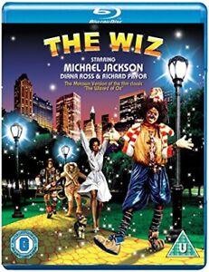 The Wiz [Blu-ray] [DVD][Region 2]
