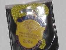 2003 Breeders' Cup VIP Guest Pin (Oak Tree At Santa Anita Park)