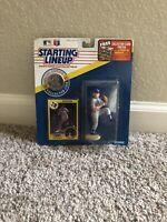 NOLAN RYAN 1991 STARTING LINEUP Kenner Action Figure SLU MLB TEXAS RANGERS NOS