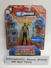 "Young Justice Aqualad 4"" Action Figure 2011 Mattel MOC DC League Man Exclusive"