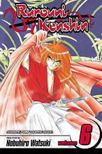 Rurouni Kenshin, Volume 6-ExLibrary