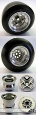 "1/12 METAL FULL DETAIL 13"" WHEEL SET for PROTAR ALFA 179 & HELLER LIGIER JS11"