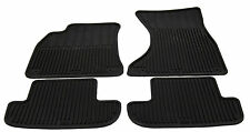 All Weather Rubber Floor Mats For Audi A5 S5 RS5 B8 08 09 10 11 12 13 14 15 16