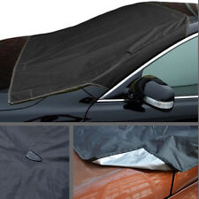 Car Prevent Snow Ice Frost Freezing Windshield Protect Cover Magnet Shield Tarp