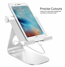 MoKo Multi-Angle Aluminum Tablet Desktop Holder Mount for iPad Pro 11/10.5/9.7