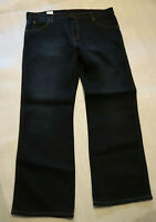 180 012 WRANGLER Herren JEANS Hose W36 L30 blau Denim  Jeanshose Regular Bootcut