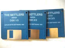 60708 The Settlers - Commodore Amiga (1993)