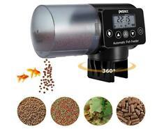 Digital Automatic Fish Feeder Aquarium Tank Food Dispenser Feeding Timer