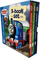 Thomas and Friends My First Railway Library Collection 3 Books Box Set Gift Pack