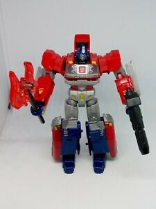 Transformers Generations Deluxe Orion Pax (2012) Complete