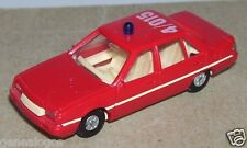 MICRO RIETZE HO 1/87 MITSUBISHI GALANT 4/015 FEUERWEHR FIRE POMPIERS