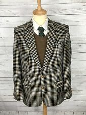 Mens Austin Reed Tweed Jacket/Blazer - 40R - Check - Great Condition