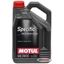 Motul Específico 506 01 506 00 503 00 0W30 5L totalmente sintético
