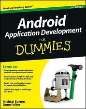 NEW - Android Application Development For Dummies